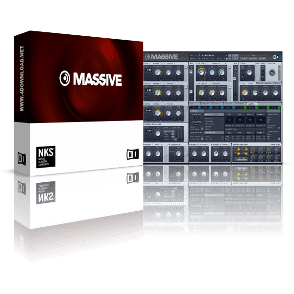 Native Instruments Massive v1.5.8 Full version