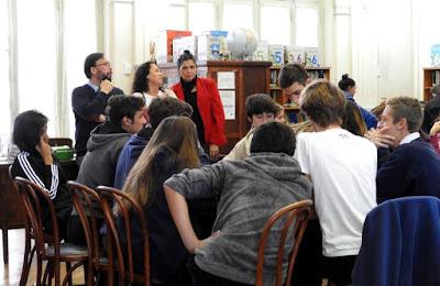 colegio nacional necochea presupuesto participativo joven