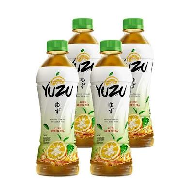 Minuman Yuzu Sehat dan Menyegarkan