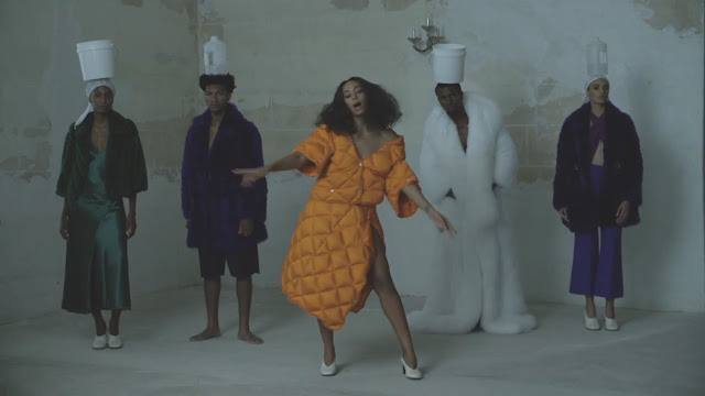 Solange knowles - A seat at the table dont touch my hair album 30th september beyonce family guy fashion style pastel