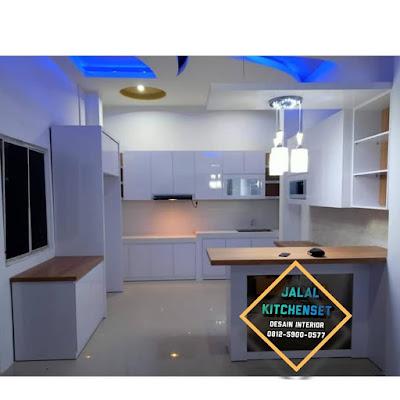 Interior Dapur Minimalis Cantik Sederhana