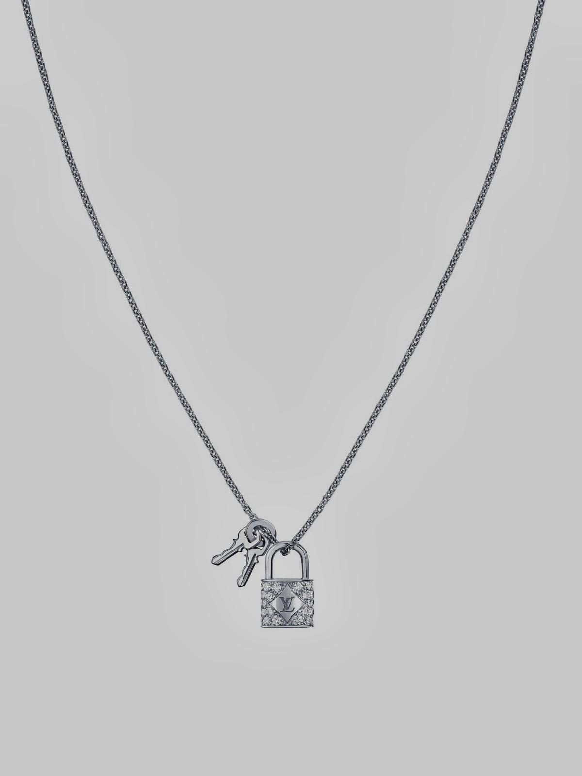 Louis Vuitton Lockit Fine Jewellery Collection