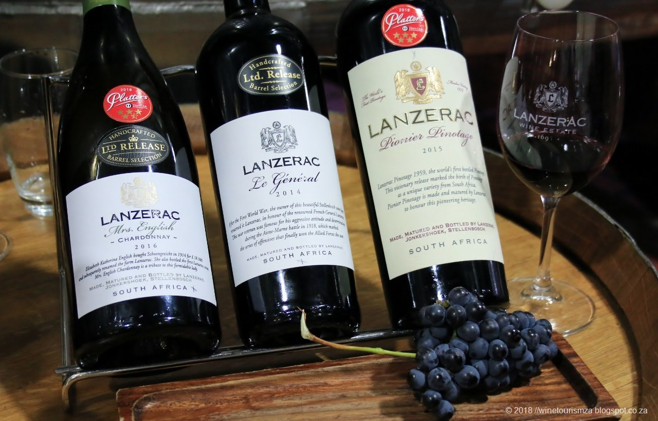 WineTourismZA South Africa: Visiting an old favourite in ...