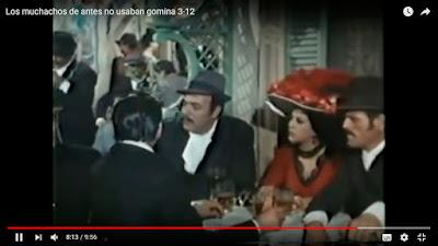 Película LOS MUCHACHOS DE ANTES NO USABAN GOMINA.