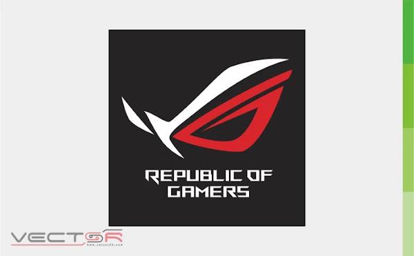 ROG (Republic of Gamers) Logo - Download Vector File CDR (CorelDraw)