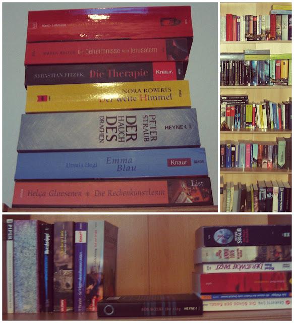 #ausgeMÄRZt - 03 - Bücher
