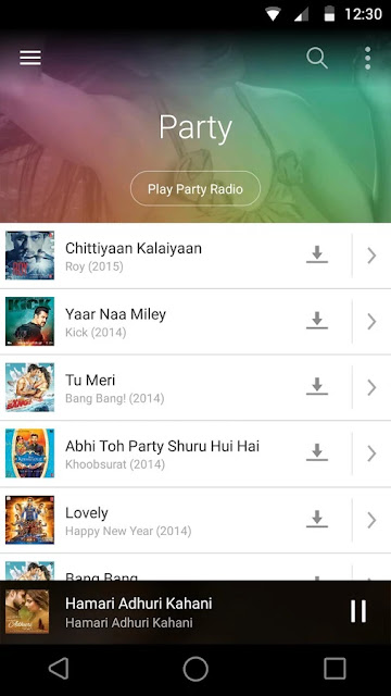 Download Saavn Pro v4.5 Cracked Apk For Android