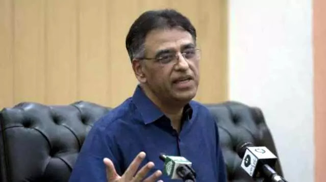 CPEC Projects gained momentum, Asad Umar