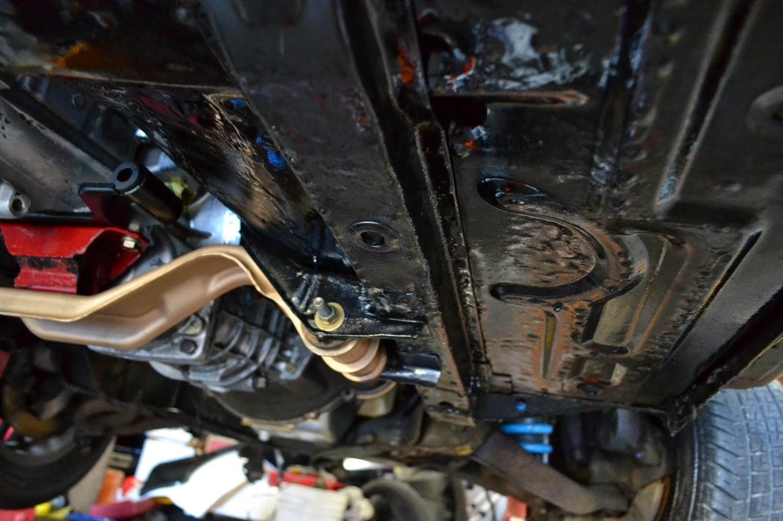 Fox Body Mustang Subframe Connectors Install Lajulak Org