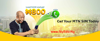 Get 100% Data Bonus Plus 700% Bonus Recharge On MTN YafunYafun