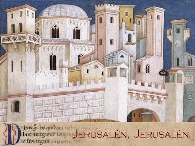 Evangelio según Lucas (13, 31-35): ¡Jerusalén, Jerusalén, que matas y apedreas a los profetas que Dios te envía!