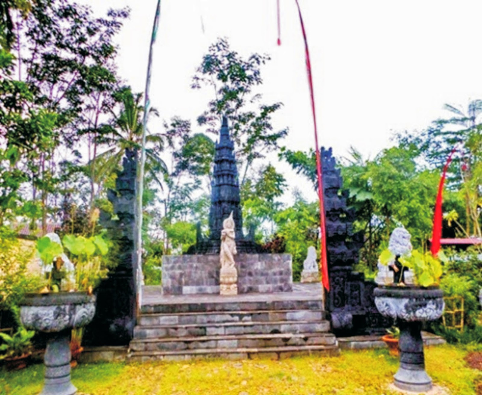 Iinformasi Lengkap Kampung Bali Cibatu Garut Fasilitas