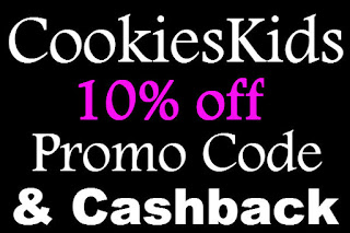 CookiesKids Promo Code February, March, April, May, June, July 2021