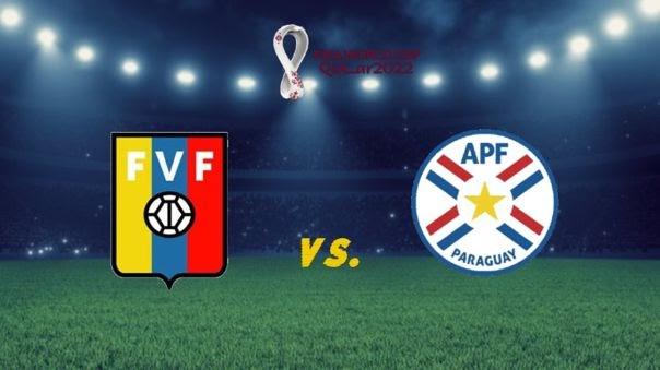بث مباشر مباراة باراجواي وفنزويلا