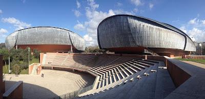 auditorium.Parco della Musica-Roma-Renzo Piano-architettura