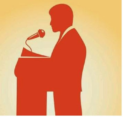 Pengertian pidato, Macam - Macam Pidato, Cara Berpidato - pustakapengetahuan.com