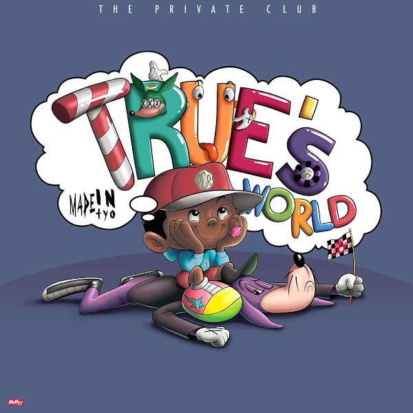MadeinTYO - True's World - EP Cover