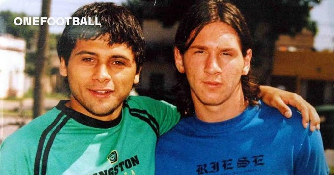 Messi's cousin said Leo would be a perfect fit for Manchester City