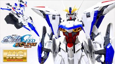 MG 1/100 Gundam Eclipse Review