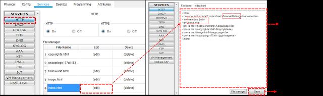 HTTP untuk merubah tampilan website