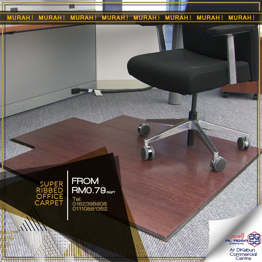 KEDAI KARPET MURAH / CHEAP OFFICE CARPET SHOP MALAYSIA