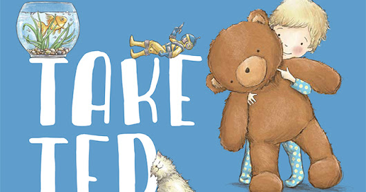 Take Ted Instead is out now!