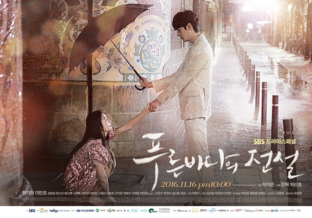The Legend of The Blue Sea Batch Subtitle Indonesia