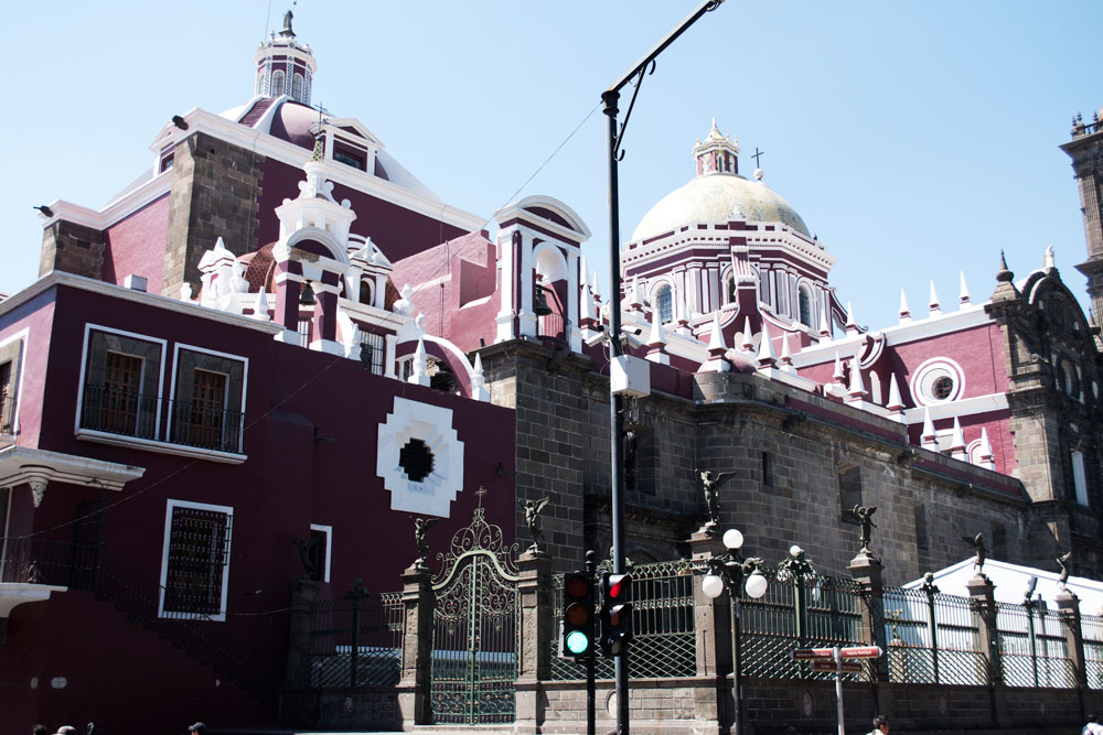 Church of Santo Domingo, Puebla