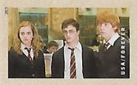 Selo Hermione, Harry Potter e Ron Weasley