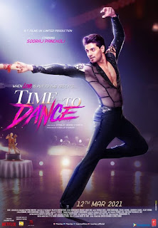 Time To Dance First Look Poster 1