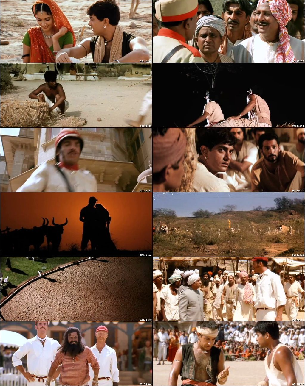 Lagaan: Once Upon a Time in India 2001 Full Hindi Movie Online Watch