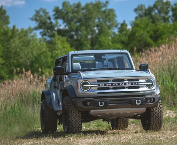 Desain Ford Bronco