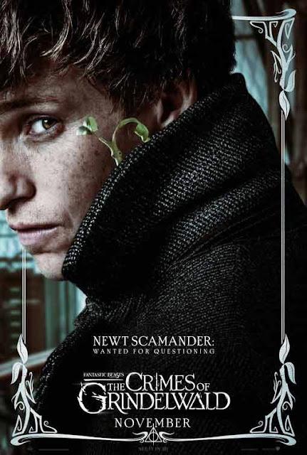الفانتازيا والخيال يشتعلان مع فيلم Fantastic Beasts: The Crimes of Grindelwald في التريلر الرسمي الأخير poster