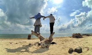 romantis di pulau panjang