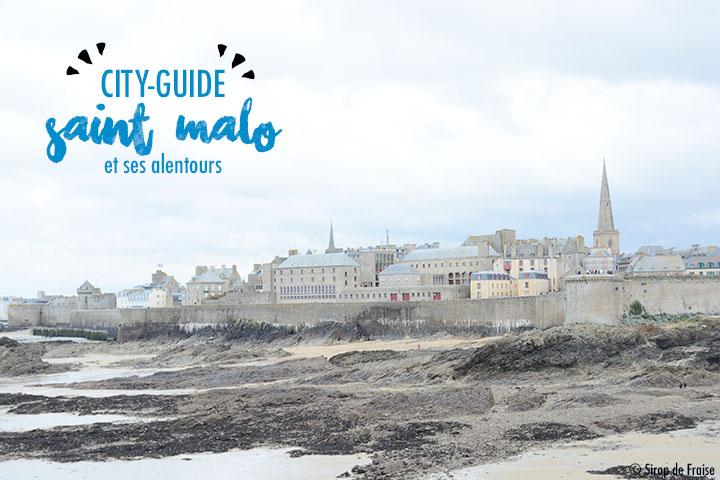 City-Guide Saint-Malo et alentours