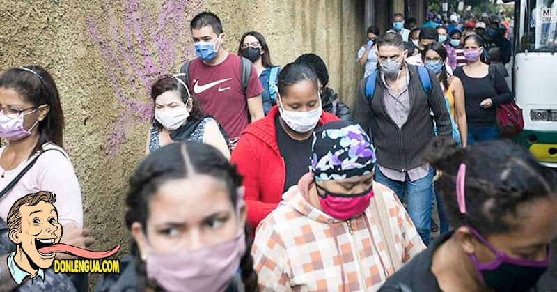 Más de 6000 casos de COVID en Venezuela y el régimen como si nada
