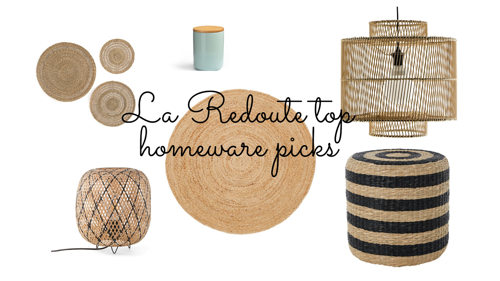 La Redoute top homeware picks