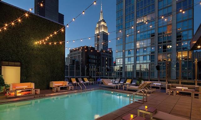 Planejar a hospedagem em Nova York