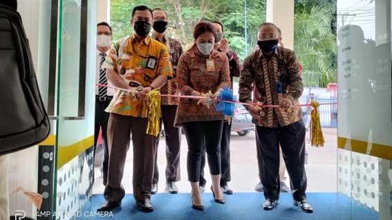 Bank Mandiri Taspen Padang Resmi Pindah Ke Kantor Baru Jalan Diponegoro