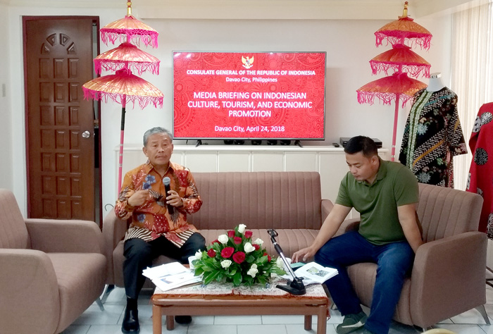 Indonesian Culture, Tourism and Business Opportunities in Davao City