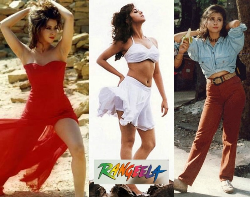 Award Winning Costumes Rangeela Movie