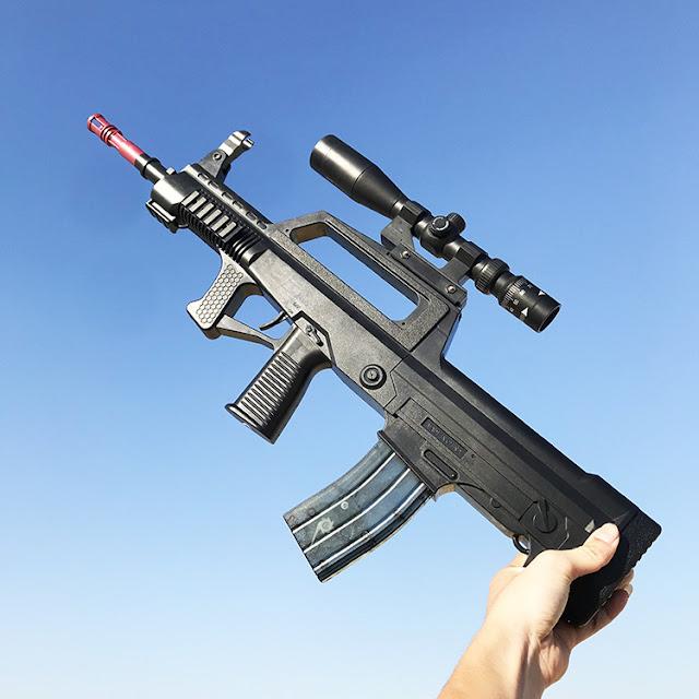 Súng trường đạn thạch bắn liên thanh trung quốc QBZ-95