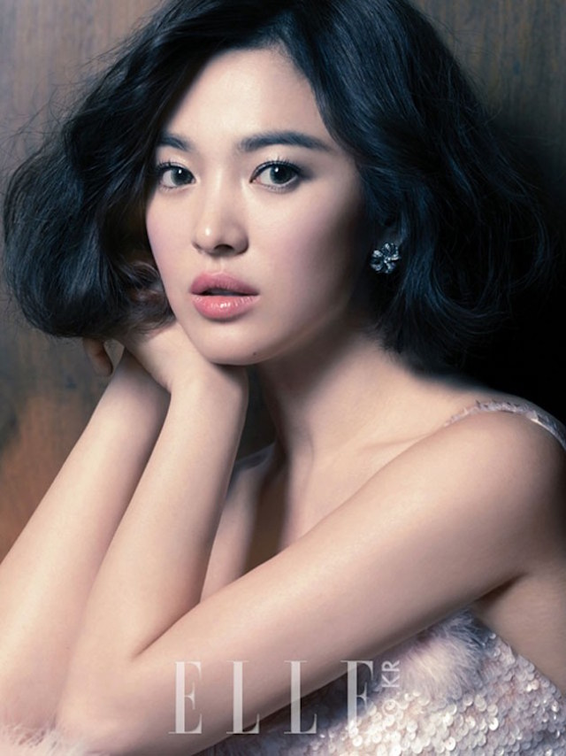 Song Hye Kyo, Song Hye Kyo Elle, Song Hye Kyo Elle 2013, Song Hye Kyo Chanel,  송혜교