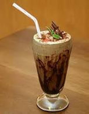 Receita genérica de Milk shake de Ovomaltine