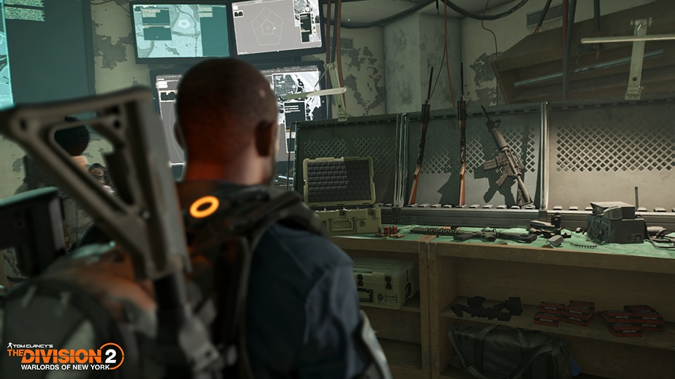 Some see it as an indication of The Division 3 - the optimization station - coming soon