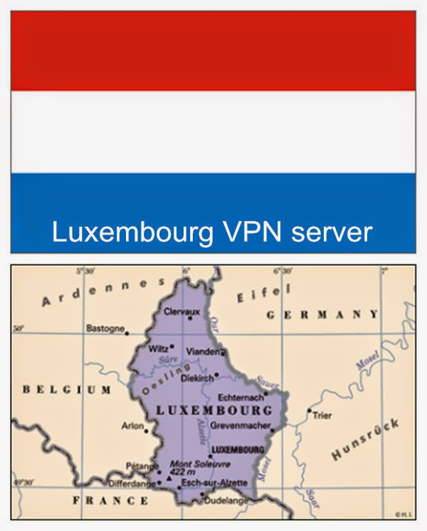 Luxembourg-VPN