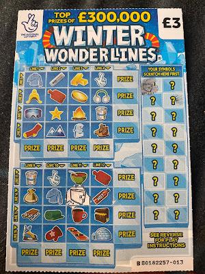£3 Winter Wonderlines 2020