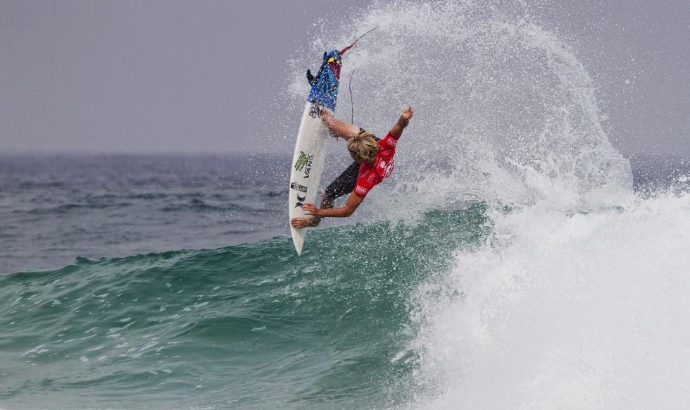 ASP Smorigo Billabong Rio Pro 2014 surf John John Florence