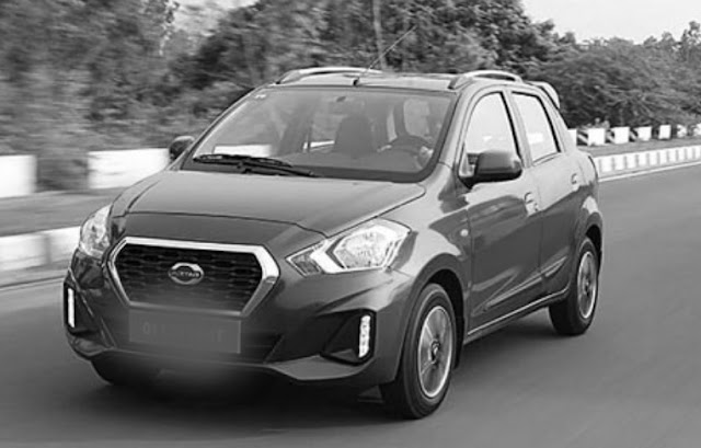 Datsun india launch Go and Go+ CVT option.