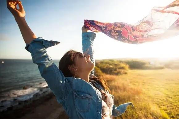 Top 5 ways to be happy